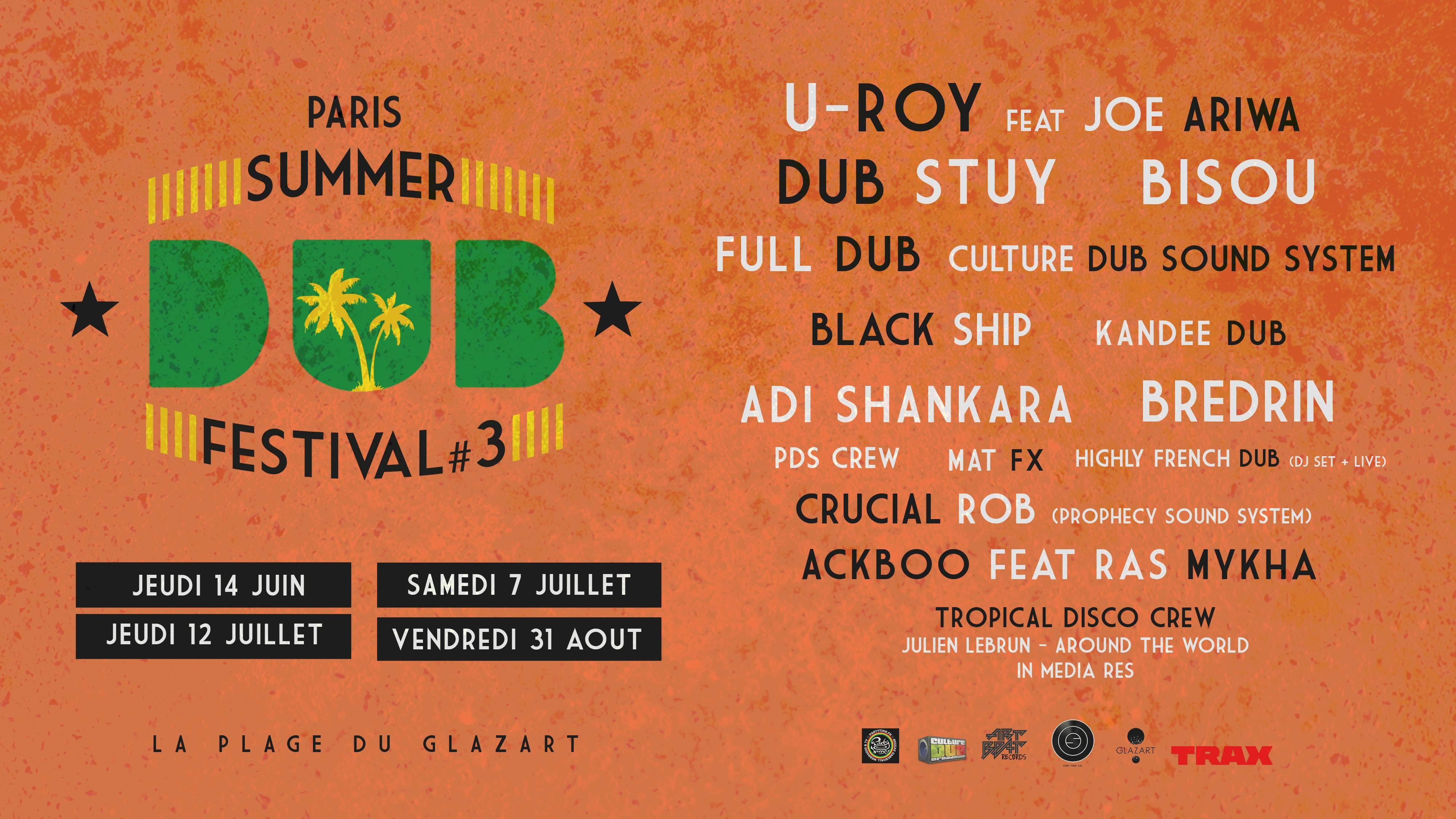 Summer Dub Festival 3